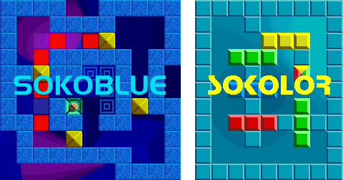 play sokoblue + sokolor online!